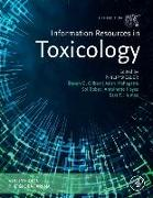 Cover-Bild zu Information Resources in Toxicology: Volume 2: The Global Arena von Gilbert, Steve (Hrsg.)