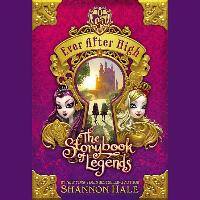 Cover-Bild zu Hale, Shannon: The Storybook of Legends