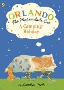 Cover-Bild zu Hale, Kathleen: Orlando the Marmalade Cat: A Camping Holiday