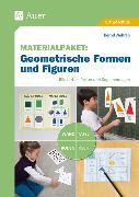 Cover-Bild zu Materialpaket Geometrische Formen und Figuren von Wehren, Bernd