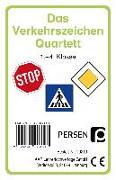 Cover-Bild zu Das Verkehrszeichen-Quartett von Wehren, Bernd