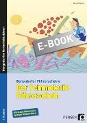 Cover-Bild zu Der Feinmotorik-Führerschein (eBook) von Wehren, Bernd