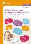 Cover-Bild zu Einfache Übungen zur Phonologischen Bewusstheit von Wehren, Bernd