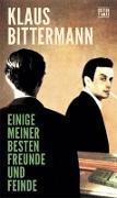 Cover-Bild zu Einige meiner besten Freunde und Feinde von Bittermann, Klaus