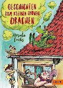 Cover-Bild zu Geschichten vom kleinen grünen Drachen von Fuchs, Ursula