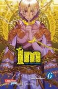 Cover-Bild zu Morishita, Makoto: IM ? Great Priest Imhotep 6