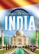 Cover-Bild zu Oachs, Emily Rose: INDIA