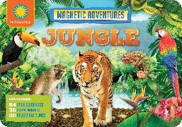 Cover-Bild zu Oachs, Emily Rose: Smithsonian Magnetic Adventures: Jungle