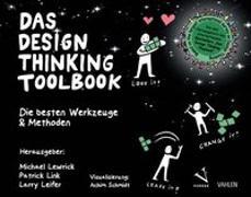 Cover-Bild zu Das Design Thinking Toolbook von Lewrick, Michael