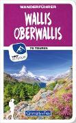 Cover-Bild zu Wallis Wanderführer