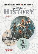 Cover-Bild zu Materialien für den bilingualen Unterricht, Geschichte, 7./8. Schuljahr, Spotlight on History - Volume 1, Arbeitsheft von Burghardt, Klaus