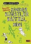 Cover-Bild zu Labor Ateliergemeinschaft: Unwiderstehliches Kinder Künstler Kritzelmini