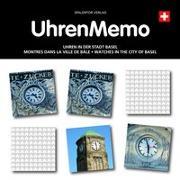 Cover-Bild zu UhrenMemo von Spalentor Verlag AG