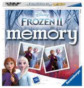 Cover-Bild zu Ravensburger 24315 - Disney Frozen memory®, der Spieleklassiker für alle Frozen Fans, Merkspiel für 2-8 Spieler ab 4 Jahren von Hurter, William H.