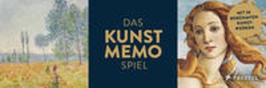 Cover-Bild zu Das Kunst-Memo-Spiel (Spiel)