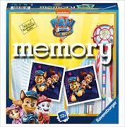 Cover-Bild zu Paw Patrol The Movie memory®