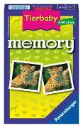Cover-Bild zu Ravensburger 23013 - Tierbaby memory®, der Spieleklassiker für Tierfans, Merkspiel für 2-8 Spieler ab 4 Jahren von Hurter, William H.