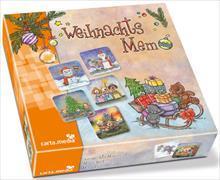 Cover-Bild zu Weihnachts Memo Spiel
