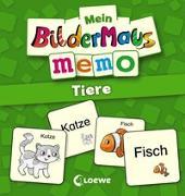 Cover-Bild zu Mein Bildermaus-Memo - Tiere von Loewe Lernen und Rätseln (Hrsg.)
