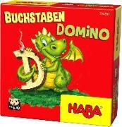 Cover-Bild zu Buchstaben-Domino von Fiore, Christian (Illustr.)