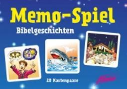 Cover-Bild zu Memo-Spiel - Bibelgeschichten