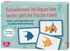 Cover-Bild zu Schwimmen im Aquarium lauter gleiche Fische rum? von Gully, Angela