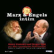 Cover-Bild zu Thalbach, Anna (Gelesen): Marx & Engels intim (Audio Download)