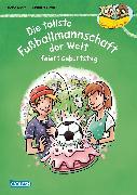 Cover-Bild zu Gemeinsam lesen: Die tollste Fußballmannschaft der Welt feiert Geburtstag von Schlüter, Andreas