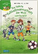 Cover-Bild zu Gemeinsam lesen: Die tollste Fußballmannschaft der Welt beim Tierarzt von Margil, Irene