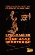 Cover-Bild zu Spielmacher (eBook) von Schlüter, Andreas