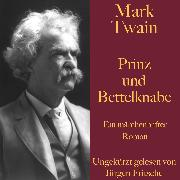 Cover-Bild zu Twain, Mark: Mark Twain: Prinz und Bettelknabe (Audio Download)