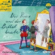 Cover-Bild zu Twain, Mark: Der Prinz und der Bettelknabe (Audio Download)