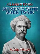 Cover-Bild zu Twain, Mark: Moments with Mark Twain (eBook)