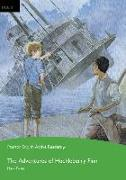 Cover-Bild zu Twain, Mark: PLAR3:Adventures of Huckleberry Finn & MP3 Pack