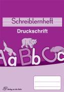 Cover-Bild zu Schreiblernheft: Druckschrift von Morgenthau, Lena