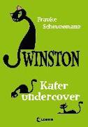 Cover-Bild zu Scheunemann, Frauke: Winston - Kater undercover