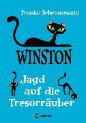 Cover-Bild zu Scheunemann, Frauke: Winston 3 - Jagd auf die Tresorräuber (eBook)