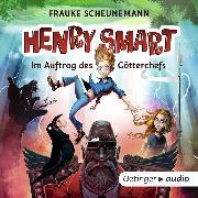 Cover-Bild zu Scheunemann, Frauke: Henry Smart. Im Auftrag des Götterchefs (Audio Download)