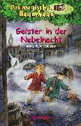 Cover-Bild zu Das magische Baumhaus 42 - Geister in der Nebelnacht (eBook) von Osborne, Mary Pope