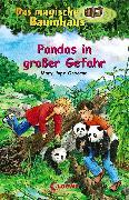 Cover-Bild zu Das magische Baumhaus 46 - Pandas in großer Gefahr (eBook) von Osborne, Mary Pope