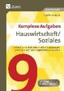 Cover-Bild zu Komplexe Aufgaben Hauswirtschaft und Soziales 9 von Tavernier, Angelika