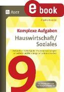 Cover-Bild zu Komplexe Aufgaben Hauswirtschaft und Soziales 9 (eBook) von Tavernier, Angelika