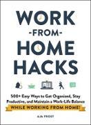 Cover-Bild zu Work-from-Home Hacks (eBook) von Frost, Aja