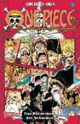 Cover-Bild zu Oda, Eiichiro: One Piece, Band 71. Das Kolosseum der Schurken