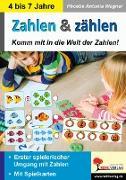 Cover-Bild zu Zahlen & zählen (eBook) von Wagner, Phoebe Antonia