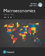 Cover-Bild zu Macroeconomics, Global Edition von Blanchard, Olivier