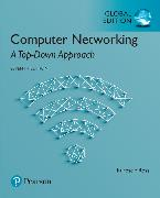 Cover-Bild zu Computer Networking: A Top-Down Approach, Global Edition von Ross, Keith