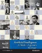 Cover-Bild zu Artificial Intelligence: A Modern Approach, Global Edition von Russell, Stuart
