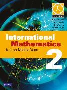 Cover-Bild zu International Mathematics for the Middle Years 2 von McSeveny, Alan
