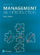 Cover-Bild zu Management von Boddy, David